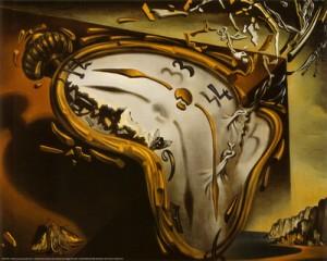 Salvador Dalí - Relógio
